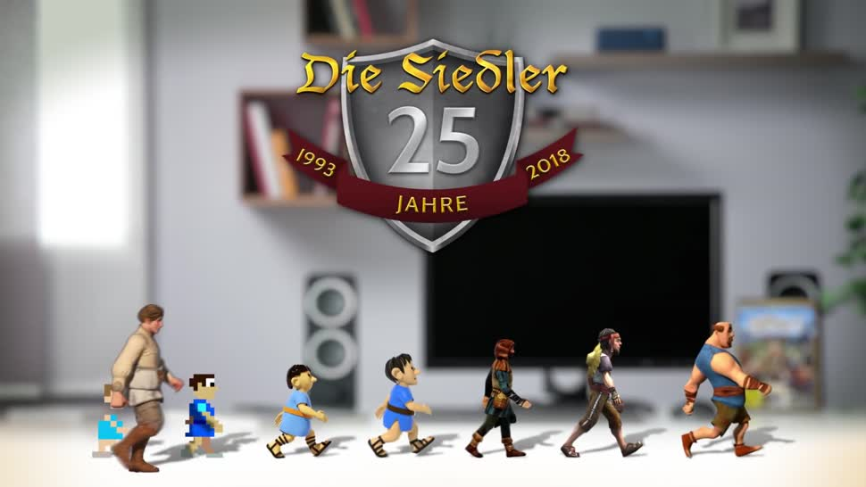 Trailer, Ubisoft, Gamescom, Strategiespiel, Gamescom 2018, Blue Byte, Die Siedler, History Collection