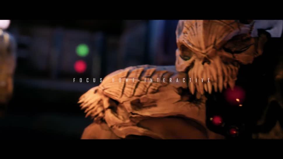 Trailer, Gamescom, Focus Interactive, Gamescom 2018, Space Hulk, Space Hulk Tactics