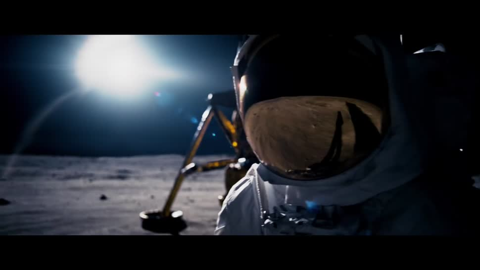 Trailer, Kino, Kinofilm, Mond, Mondlandung, Universal Pictures, Mondmission, Neil Armstrong, First Man, Aufbruch zum Mond