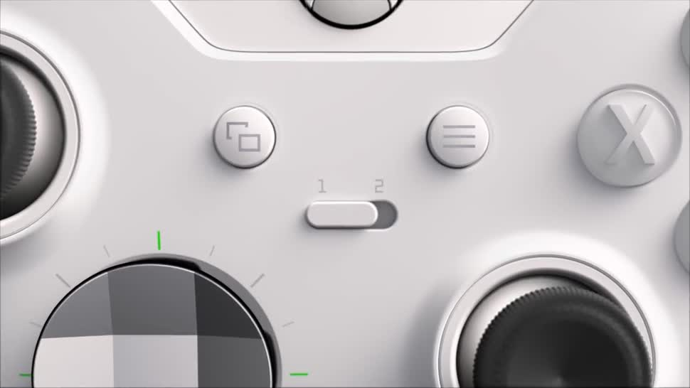 Microsoft, Xbox, Xbox One, Microsoft Xbox One, Controller, Xbox One X, Microsoft Xbox One X, Xbox Elite Wireless Controller
