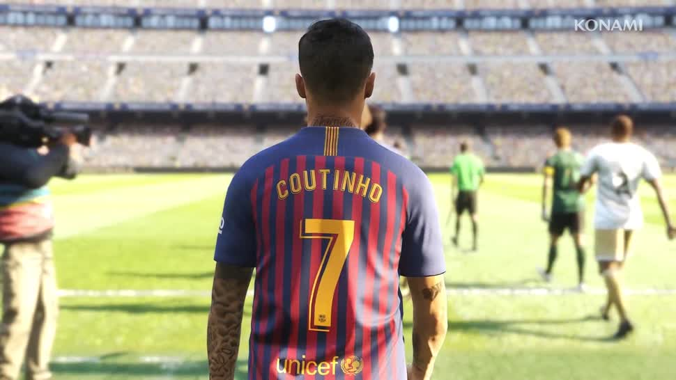 Trailer, Fußball, Konami, PES, Pro Evolution Soccer, PES 2019