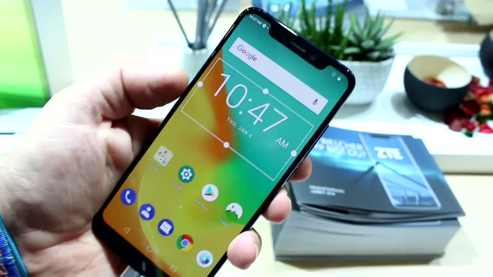Smartphone, Android, Iphone, Test, Kamera, Hands-On, Octacore, Ifa, Hands on, Review, Zte, notch, Dualcam, IFA 2018, Dualkamera, Axon 7, Dual Pixel, ZTE Axon 9 Pro, Axon 9, A2019G, ZTE A2019G Pro, ZTE Axon 9