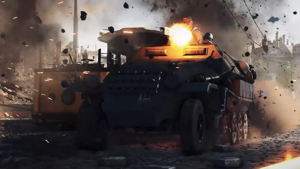 Trailer, Electronic Arts, Ego-Shooter, Ea, Battlefield, Dice, Battlefield 5, Battlefield V