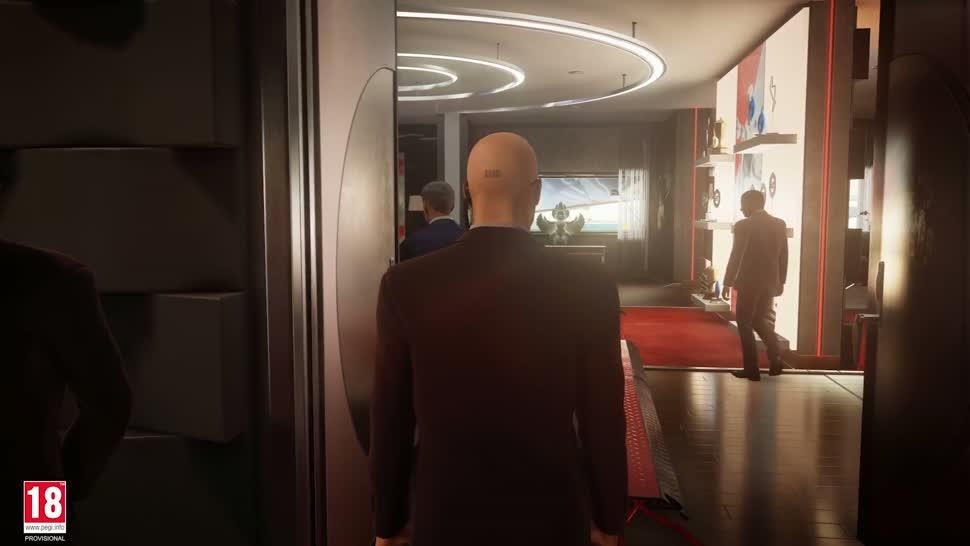 Trailer, Square Enix, Warner Bros., Hitman, Agent 47, IO Interactive, Hitman 2