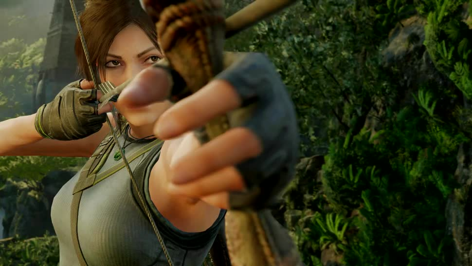 Trailer, actionspiel, Square Enix, Tomb Raider, Lara Croft, Shadow of the Tomb Raider