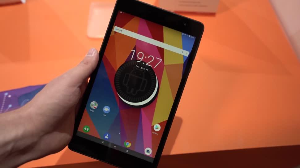Android, Tablet, Hands-On, Ifa, Andrzej Tokarski, Tabletblog, Android 8.0, IFA 2018, Chuwi, Chuwi Hi8 Se, Chuwi Hi8, Hi8 Se