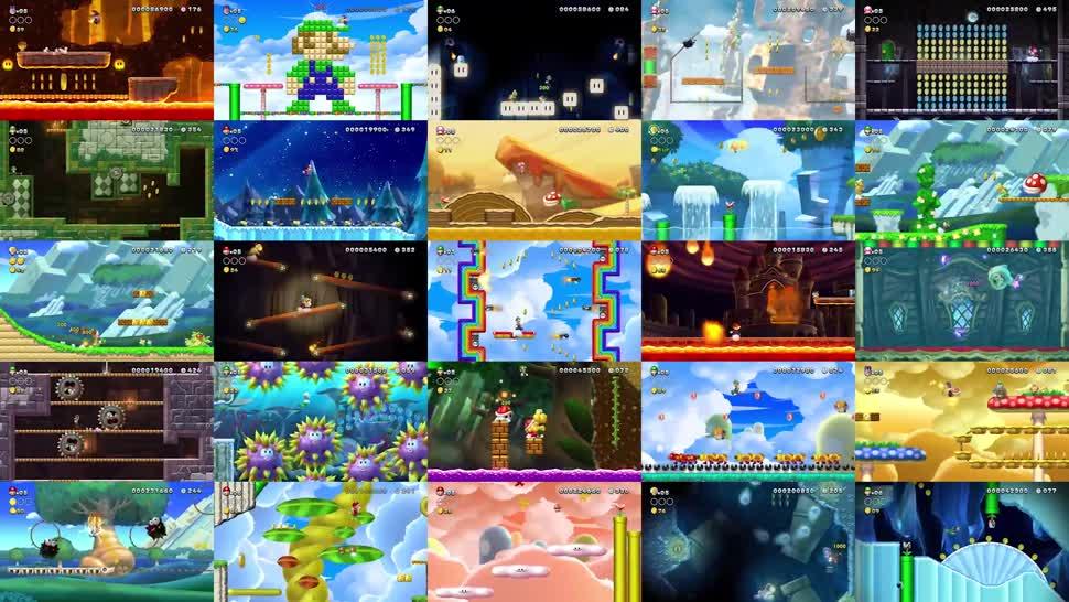 Trailer, Nintendo, Nintendo Switch, Port, Nintendo Direct, Super Mario Bros U Deluxe