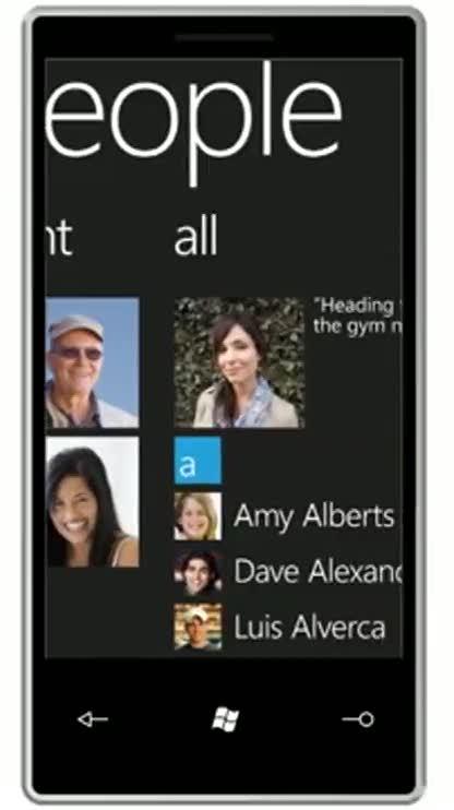 Microsoft, Windows Mobile 7