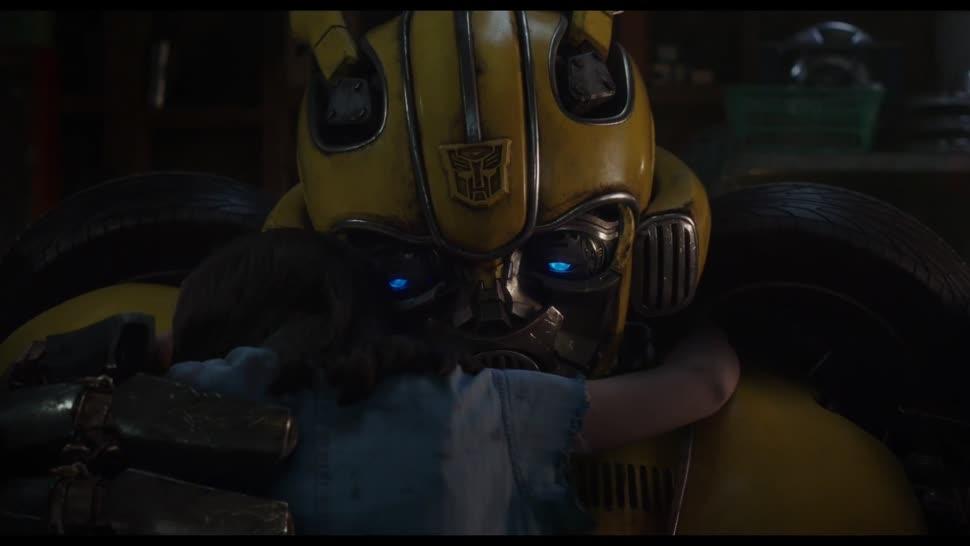 Trailer, Kino, Kinofilm, Transformers, Paramount Pictures, Paramount, Bumblebee