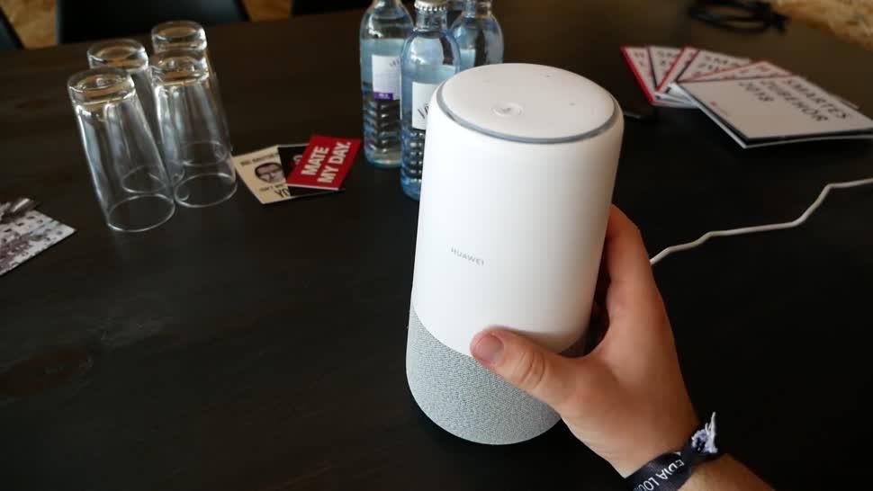 Amazon, Huawei, Hands-On, Ifa, Künstliche Intelligenz, Ki, Alexa, AI, Daniil Matzkuhn, tblt, IFA 2018, GigaCube, Huawei AI Cube, AI Cube