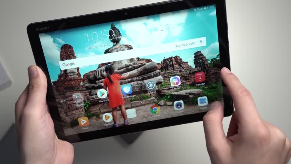 Tablet, Test, Andrzej Tokarski, Tabletblog, MediaPad, Huawei MediaPad M5 Lite 10, MediaPad M5 Lite 10, Huawei MediaPad M5 Lite