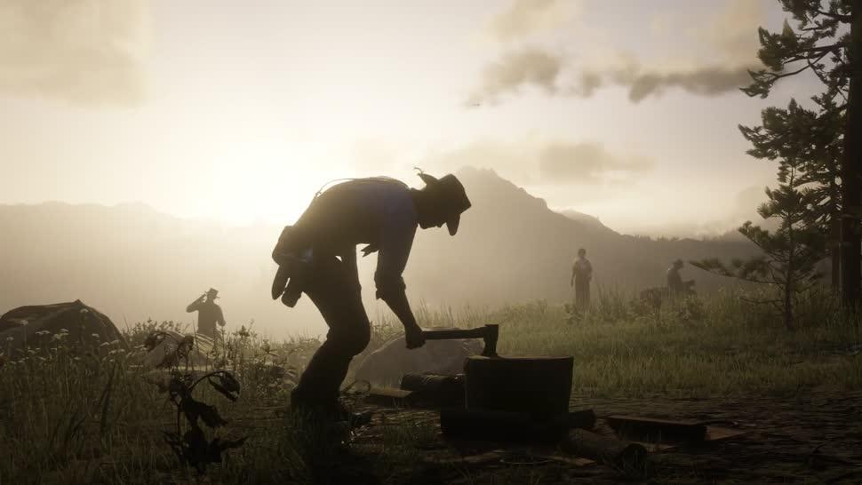 Trailer, Rockstar Games, Red Dead Redemption, Red Dead Redemption 2