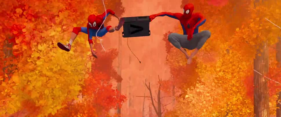 Trailer, Sony, Kino, Kinofilm, Marvel, Spider-Man, Superheld, Into the Spider-Verse