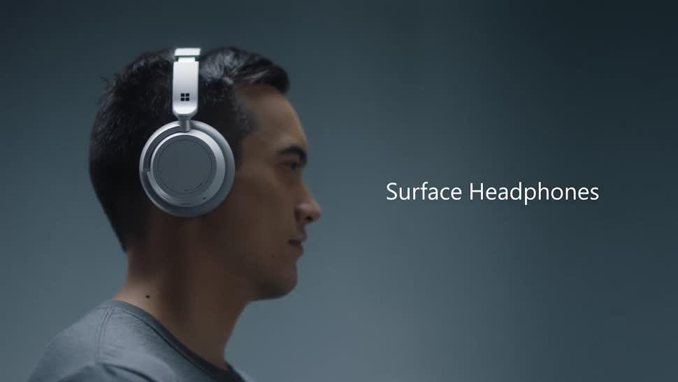 Microsoft, Surface, Kopfhörer, Surface Headphones