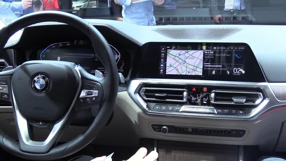 Auto, Sprachassistent, Fahrzeug, NewGadgets, BMW, BMW Intelligent Personal Assistant, Intelligent Personal Assistant