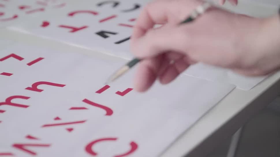 Forschung, Lernen, Font, Schriftart, Typographie, Sans Forgetica