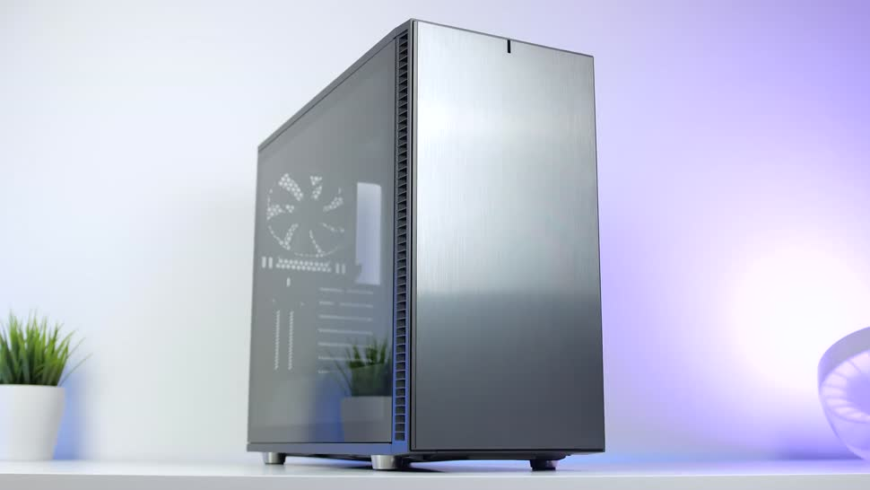 Test, Zenchilli, Zenchillis Hardware Reviews, Tower, Fractal Design, Fractal Design Define S2, Define S2