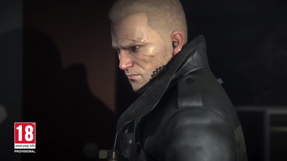 Trailer, actionspiel, Square Enix, Left Alive