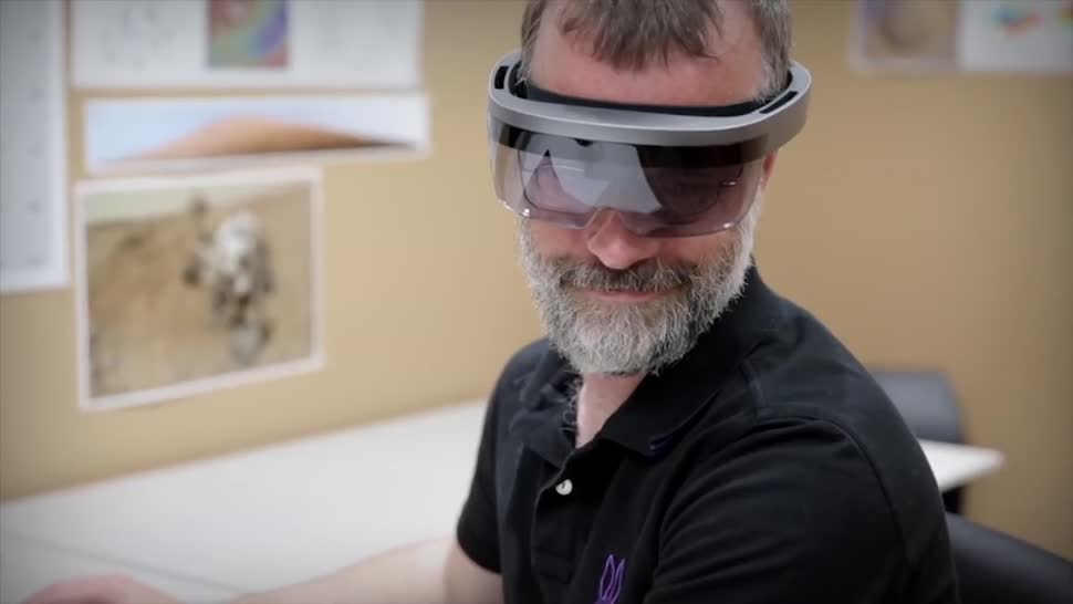 Microsoft, Virtual Reality, VR, Augmented Reality, Headset, Nasa, Augmented-Reality, HoloLens, Datenbrille, VR-Brille, Microsoft HoloLens, VR-Headset, Mars, Mixed Reality, Windows Holographic, Windows 10 Holographic, Hologramm, AR-Brille, AR-Headset, HoloLens 2, Microsoft HoloLens 2
