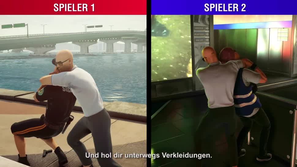 Trailer, Warner Bros., Hitman, Agent 47, IO Interactive, Hitman 2