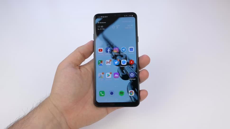Smartphone, Android, LG, Test, Daniil Matzkuhn, tblt, LG G7, LG G7 ThinQ