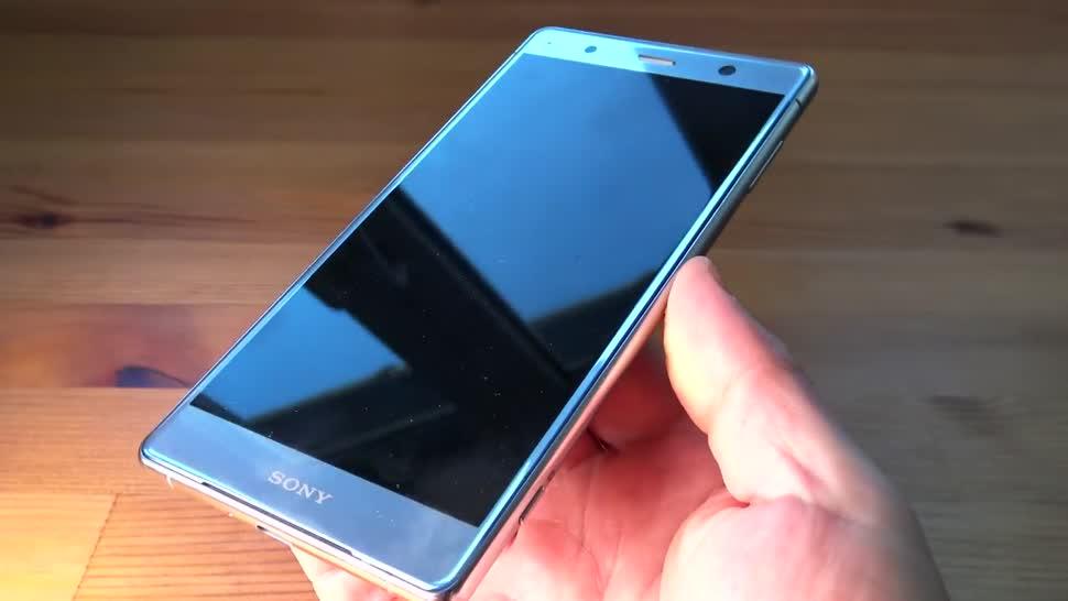 Smartphone, Android, Sony, ValueTech, Xperia XZ2 Premium