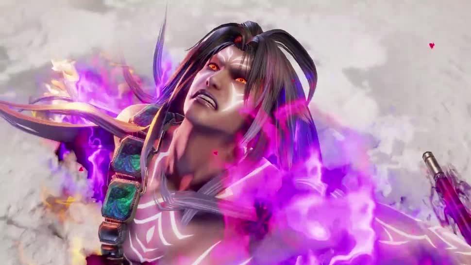 Trailer, Prügelspiel, Bandai Namco, Soul Calibur V, Soul Calibur 6