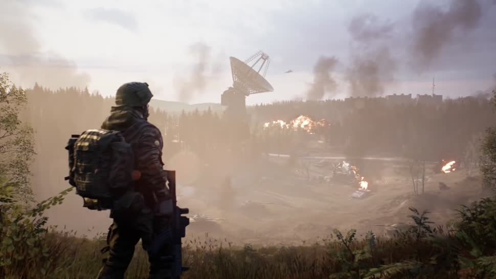 Trailer, Ego-Shooter, Online-Spiele, Online-Shooter, The Farm 51, World War 3