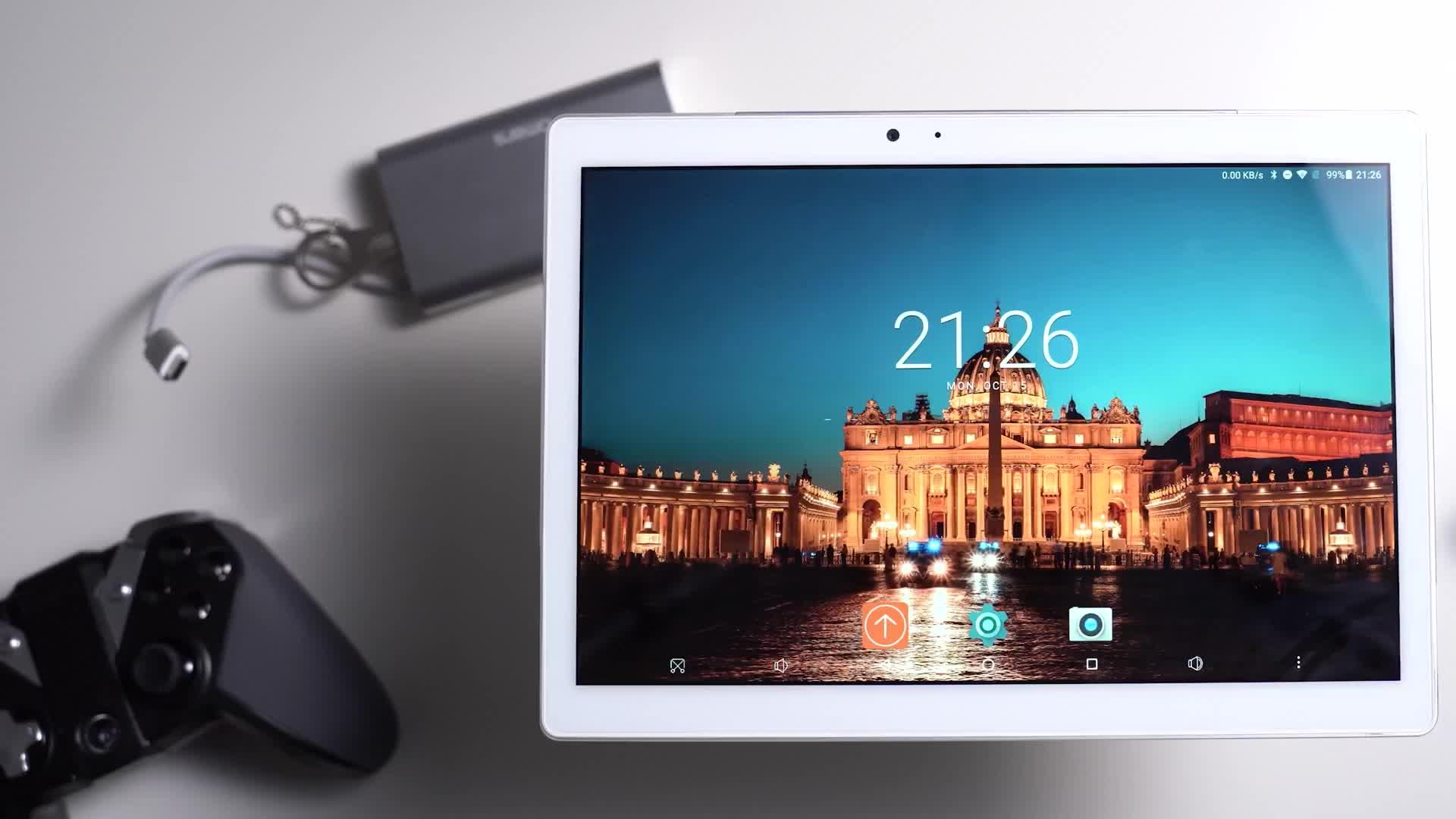 Android, Tablet, Test, Andrzej Tokarski, Tabletblog, Android Nougat, Teclast, Teclast T20