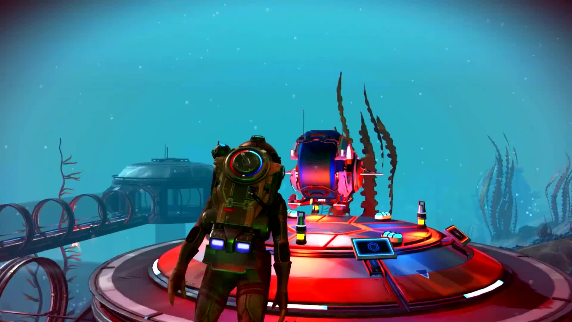 Trailer, Simulation, No Man's Sky, Hello Games, The Abyss