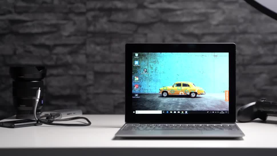 Windows 10, Tablet, Test, Lenovo, 2-in-1, Convertible, Andrzej Tokarski, Tabletblog, Lenovo Ideapad, Lenovo IdeaPad D330, IdeaPad D330, D330