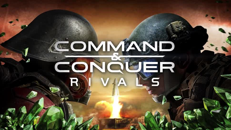 Trailer, Android, iOS, Spiel, Electronic Arts, Ea, E3, Strategiespiel, E3 2018, Mobile Gaming, Mobile Games, Command & Conquer, Mobile Game, Echtzeitstrategie, Command & Conquer: Rivals