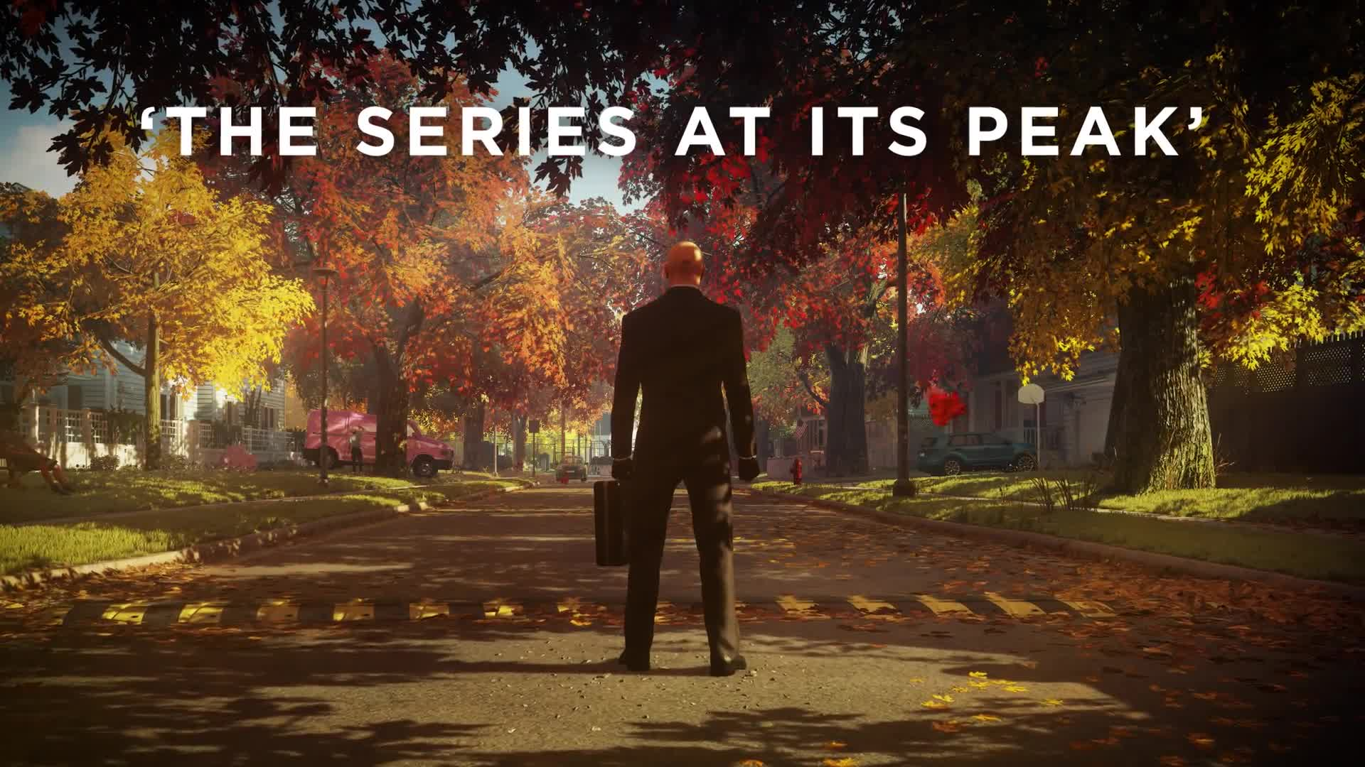 Trailer, Gameplay, actionspiel, Square Enix, Warner Bros., Hitman, Agent 47, IO Interactive, Hitman 2