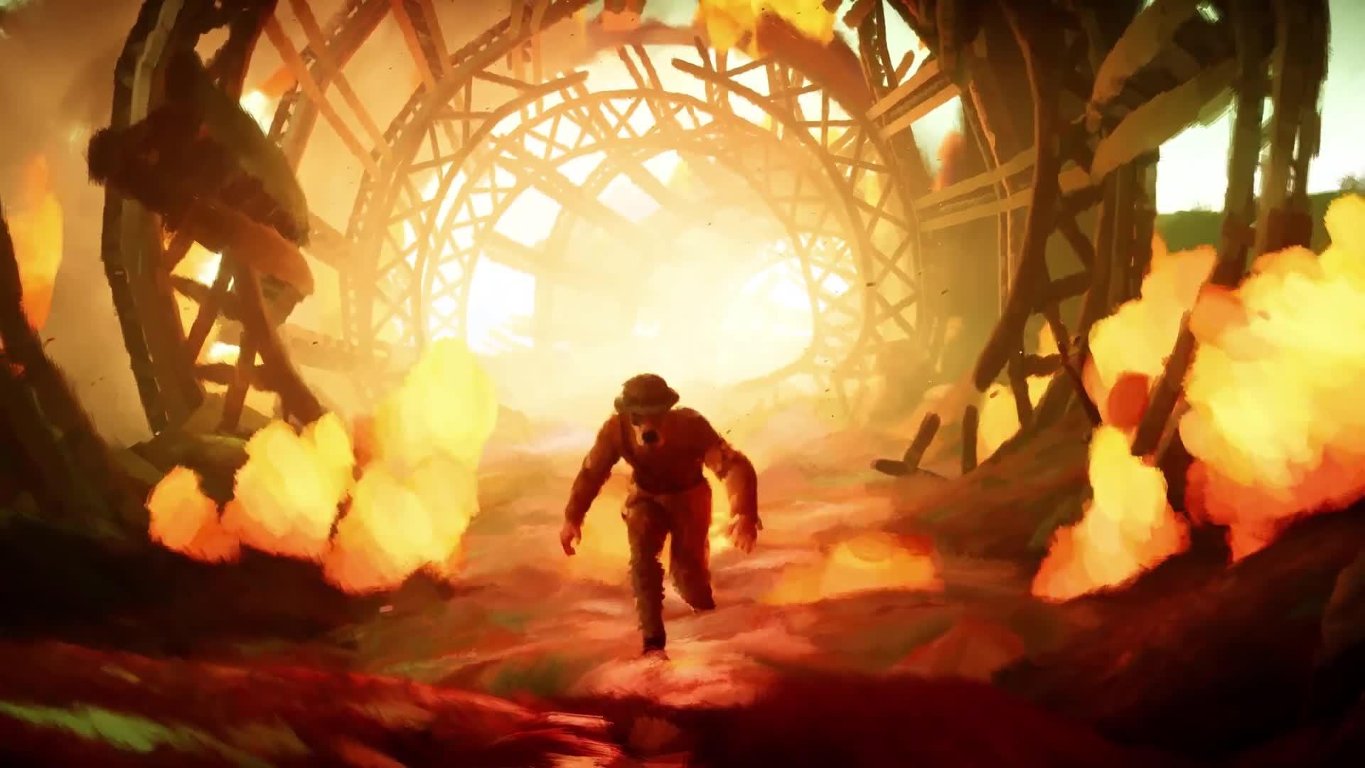 Trailer, Adventure, Bandai Namco, Weltkrieg, Erster Weltkrieg, 11-11: Memories Retold, 11-11, Memories Retold, Aardman Animations, Digixart
