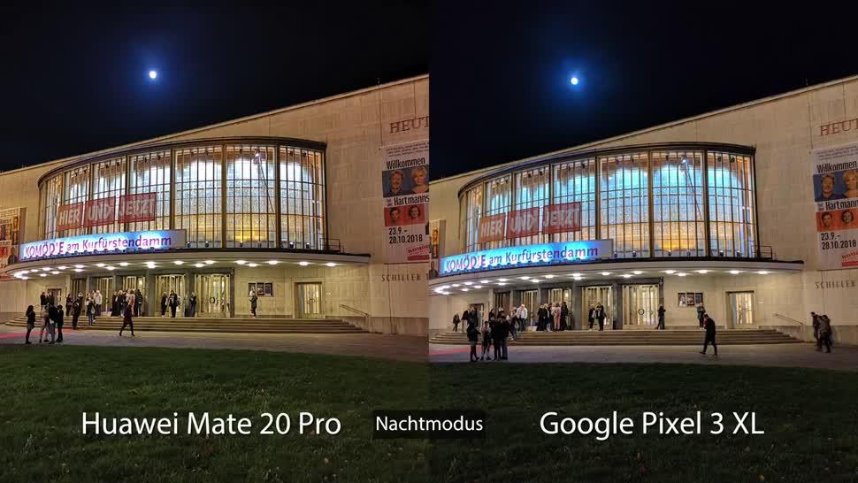 Smartphone, Android, Huawei, Test, Kamera, Hands on, Review, Google Pixel, Daniil Matzkuhn, Vergleich, tblt, Leica, Google Pixel 3 XL, Frontkamera, Huawei Mate 20 Pro, Triplecam, Mate 20, Pixel 3 XL, Showdown