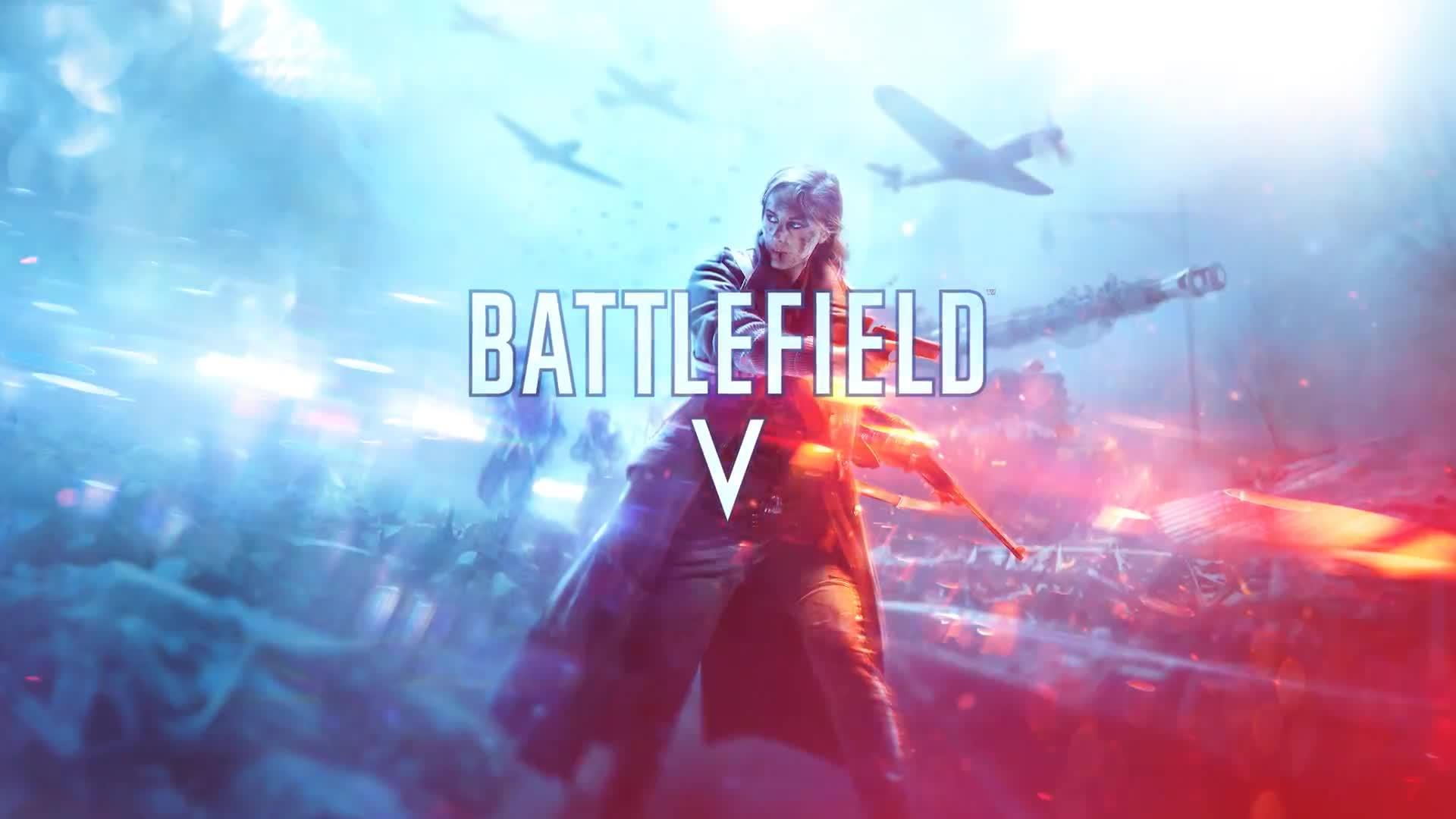 Trailer, Electronic Arts, Ego-Shooter, Ea, Shooter, Battlefield, Dice, Battlefield 5, Battlefield V