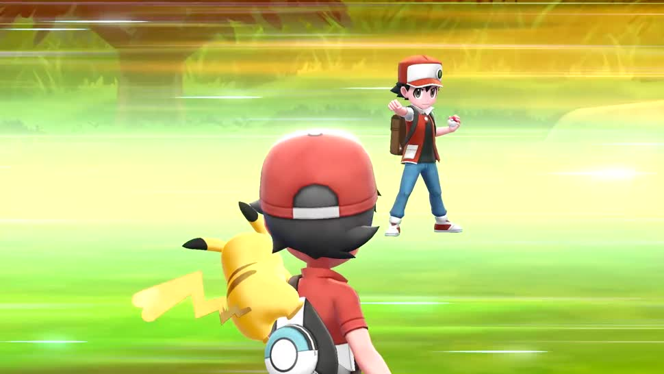 Trailer, Nintendo, Rollenspiel, Nintendo Switch, Adventure, Pokemon, Pikachu, Pokémon: Let's Go Pikachu!, Pokémon: Let's Go, Pokémon: Let's Go Evoli!, Evoli