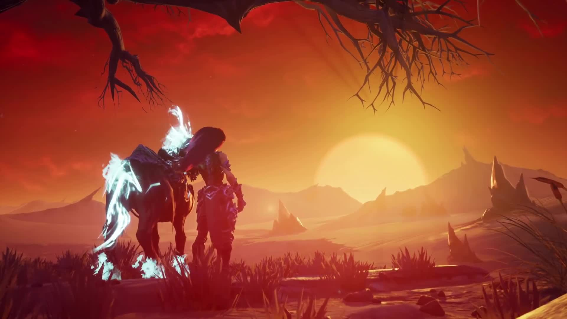 Trailer, actionspiel, Thq, THQ Nordic, Darksiders, Darksiders 3, Darksiders III