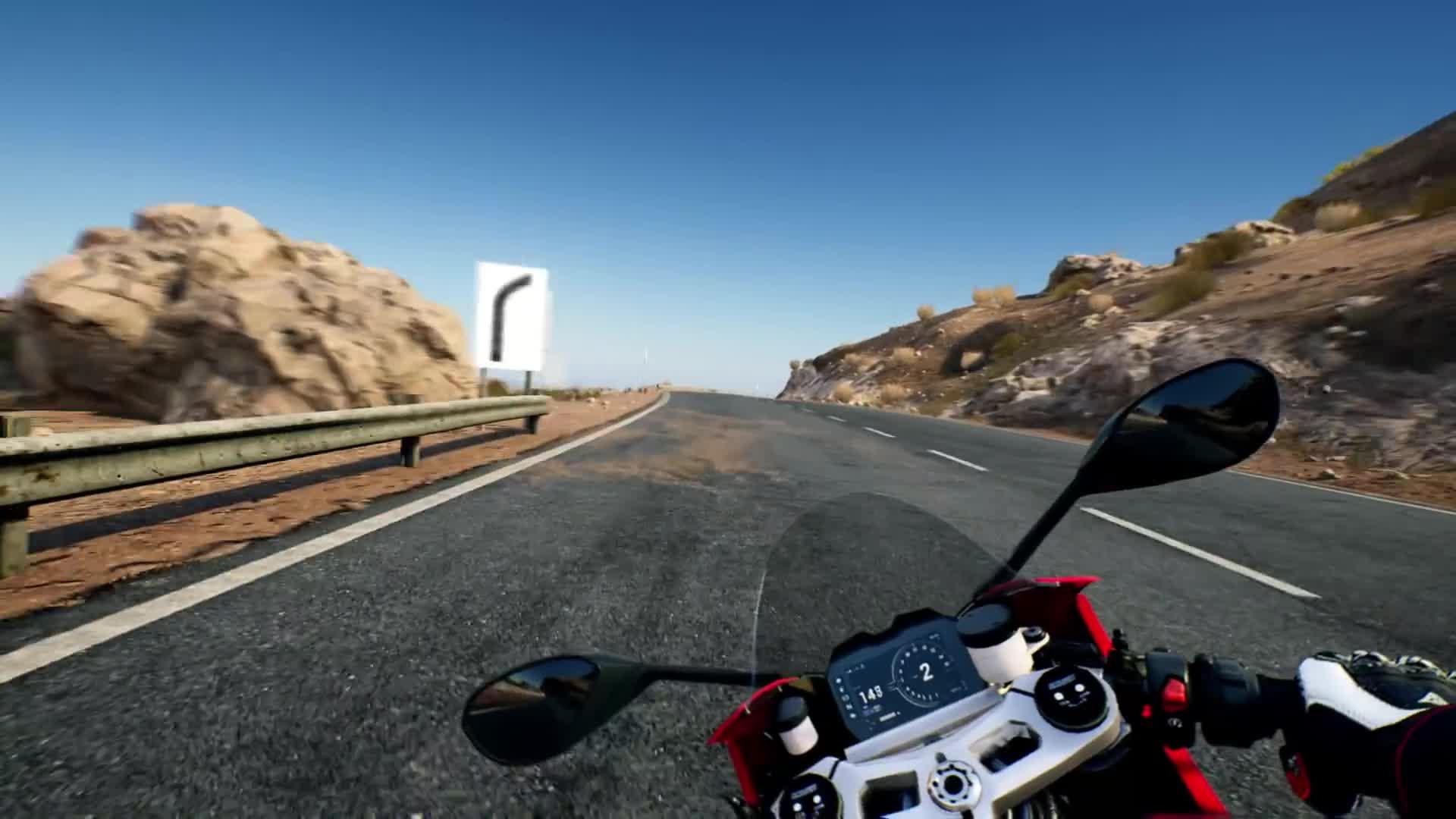 Rennspiel, Milestone, Motorrad, Ride, Ride 3