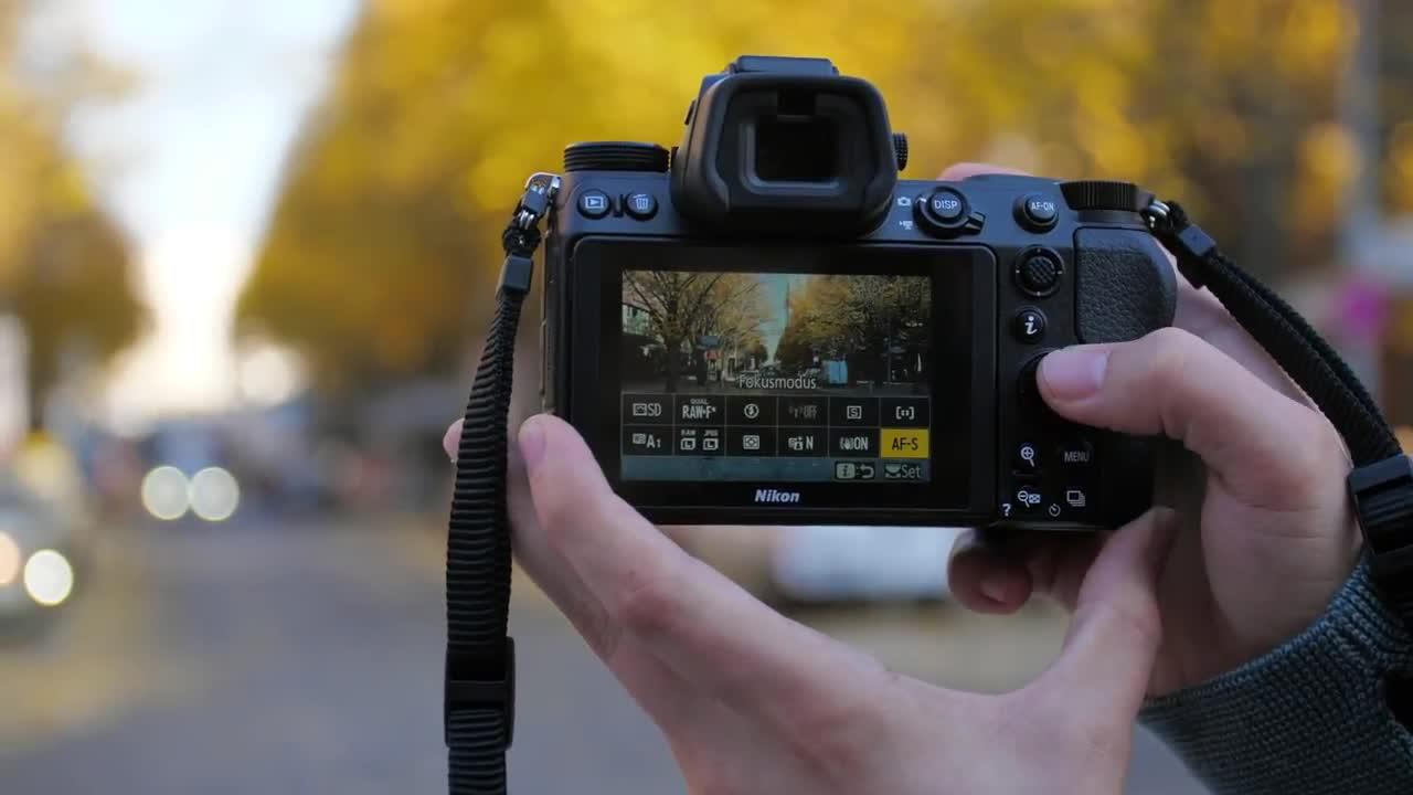 Kamera, ValueTech, Fotografie, Nikon, DSLM, Vollformat, Z7