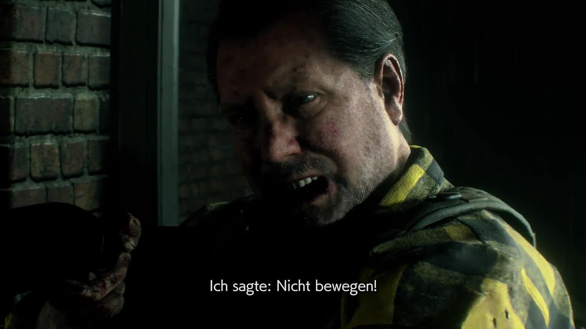 Trailer, Gameplay, Capcom, Resident Evil, Survival Horror, Resident Evil 2