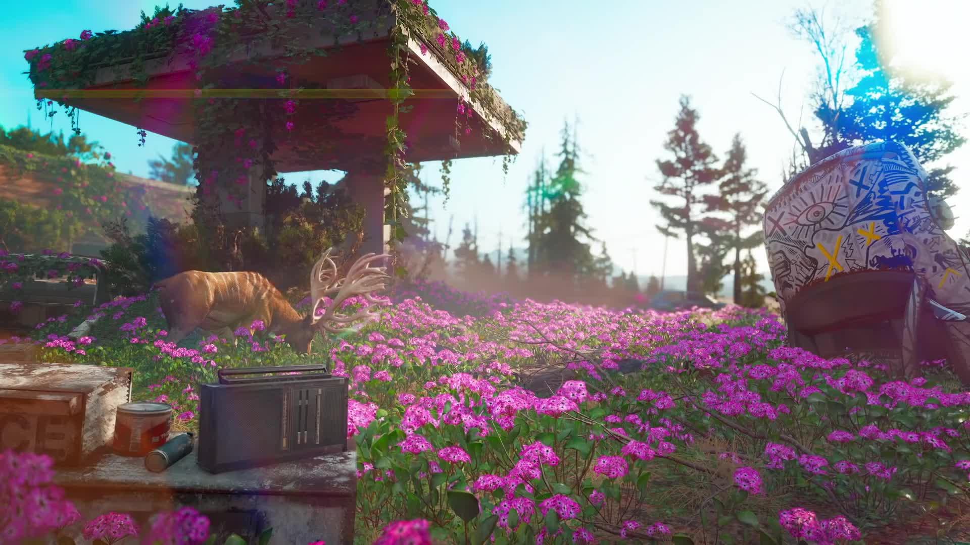 Trailer, Ego-Shooter, Ubisoft, Far Cry, Game Awards, Game Awards 2018, Far Cry New Dawn, New Dawn
