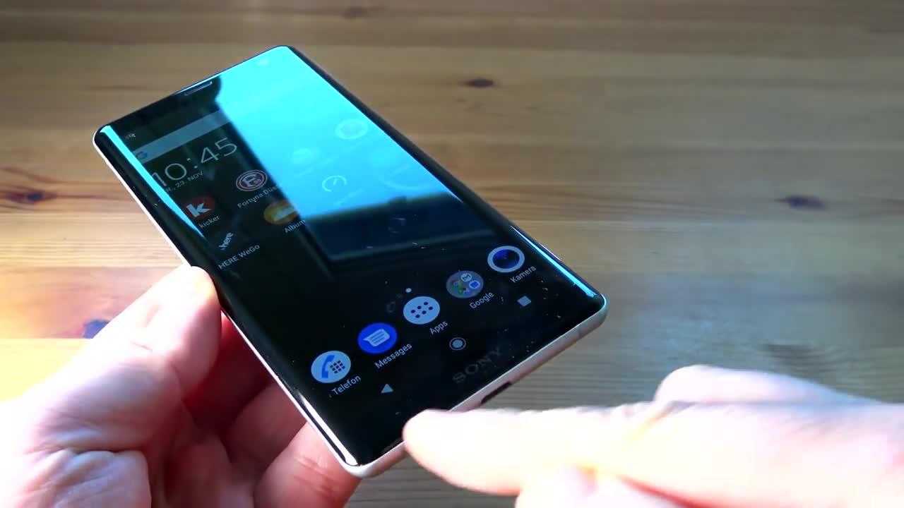 Smartphone, Android, Sony, ValueTech, Xperia, Xperia XZ3