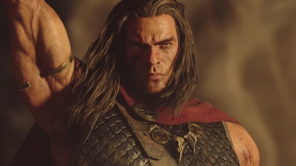 Trailer, Strategiespiel, Funcom, Conan, Conan Unconquered