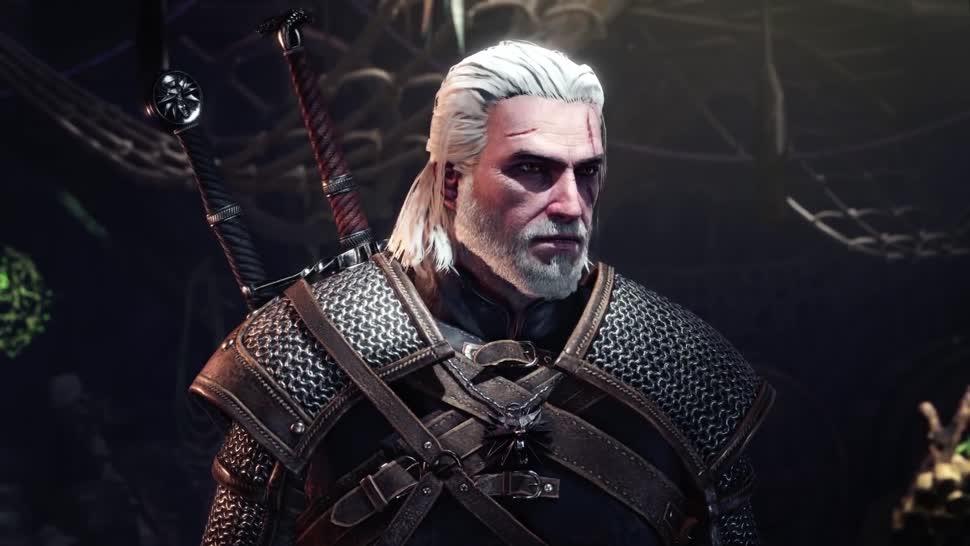 Trailer, Rollenspiel, Capcom, The Witcher 3, The Witcher, Monster Hunter, Monster Hunter World, Monster Hunter: World, Geralt