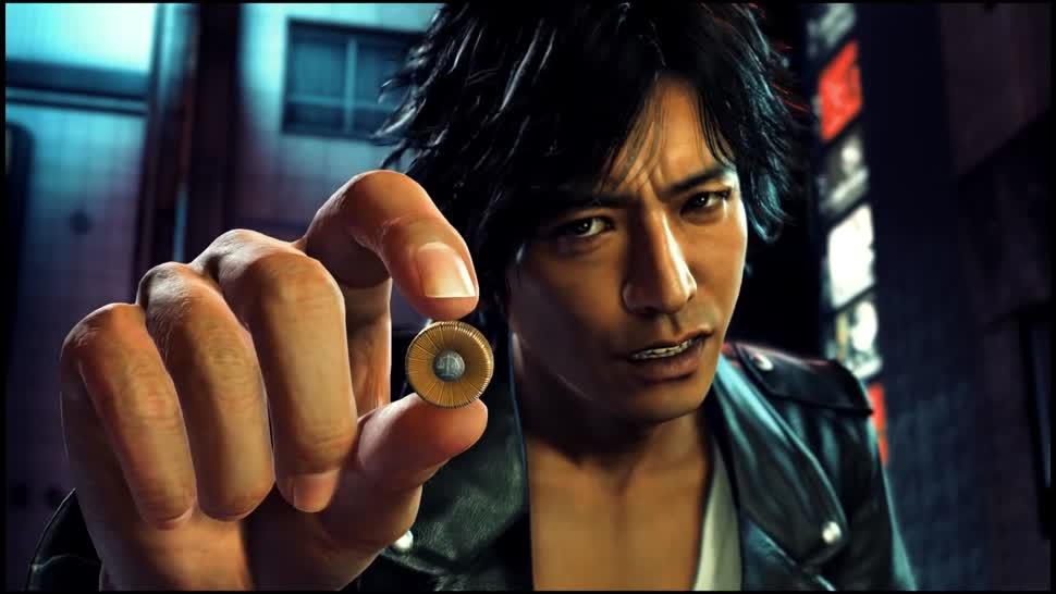 Trailer, Sony, PlayStation 4, PS4, Sony PlayStation 4, Sony PS4, SEGA, Project Judge, Judgment