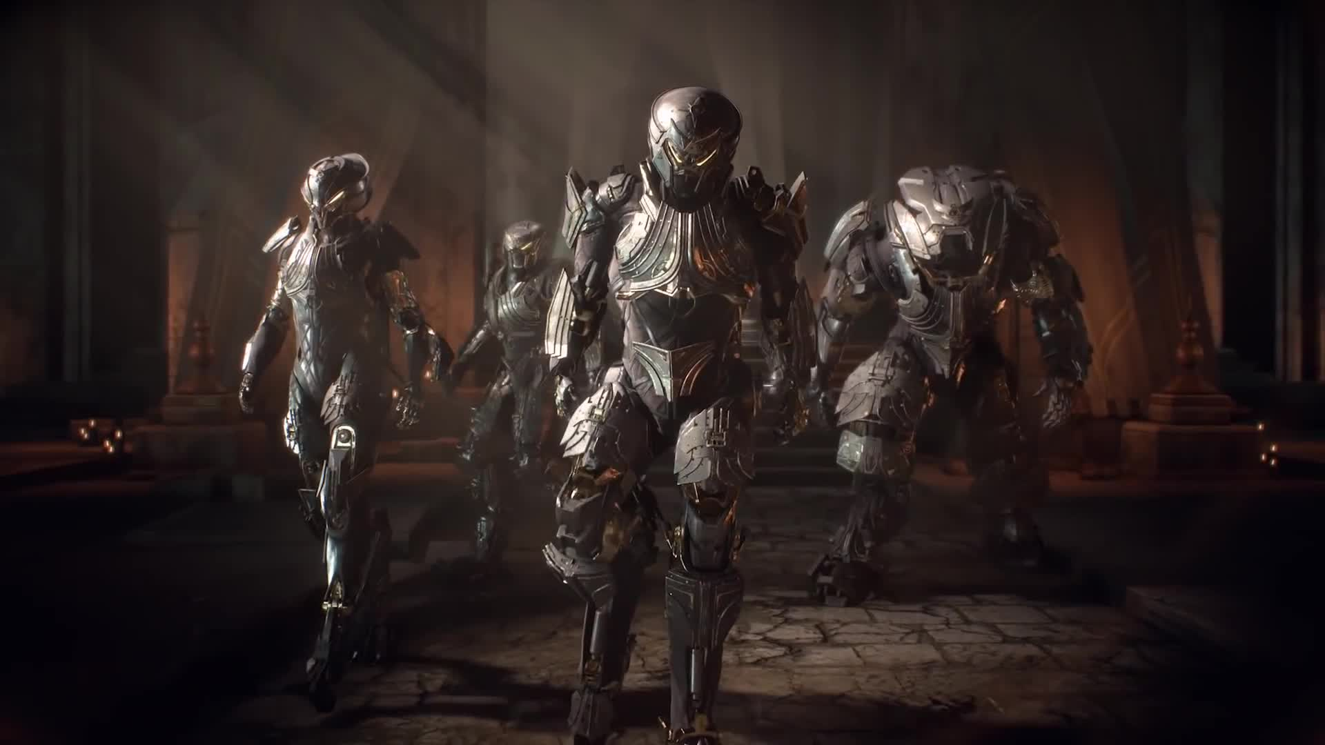 Trailer, Electronic Arts, Ea, Shooter, BioWare, Anthem, Legion der Dämmerung, Legion of Dawn