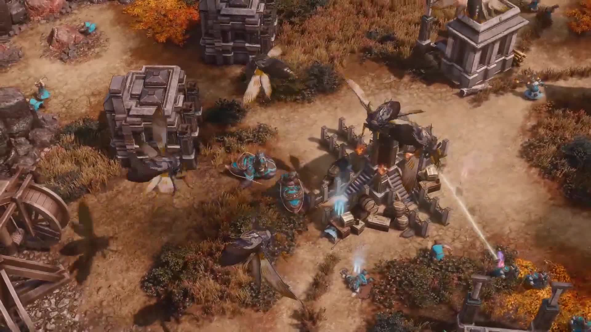 Trailer, Rollenspiel, Strategiespiel, Erweiterung, THQ Nordic, SpellForce, Spellforce 3, Soul Harvest, Grimlore Games