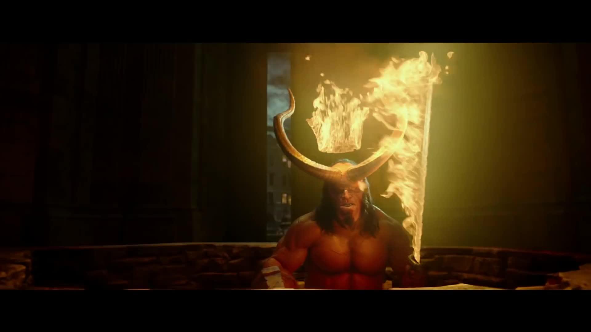 Hellboy: Erster Trailer zur neuen Verfilmung ist da