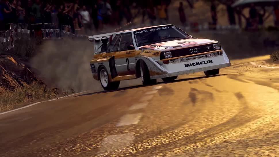 Trailer, Rennspiel, Codemasters, Dirt, Rally, Rallye, DiRT Rally, Dirt Rally 2.0